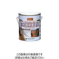 ニッペホームプロダクツ ニッぺ 水性木部保護塗料 1.6L オーク HXY006-1.6 1缶(1600mL) 859-9323(直送品)