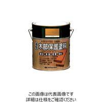 ニッペホームプロダクツ ニッぺ 油性木部保護塗料 1.6L ケヤキ HYM002- 1.6 1缶(1600mL) 815-9324(直送品)