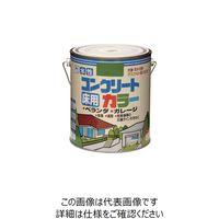 ニッペホームプロダクツ ニッぺ 水性コンクリートカラー 2L ペールグリーン HPT203-2 1缶(2000mL) 859-8591(直送品)