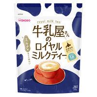 【インスタント】WAKODO 牛乳屋さんのロイヤルミルクティー 1袋(340g)