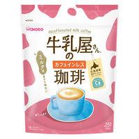 牛乳屋さんのカフェインレス珈琲 1袋