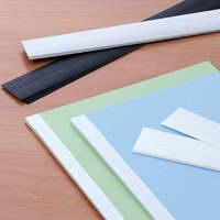 ニチバン 再生紙製本テープ(契印用) カットタイプ 幅35mm(A4用) 白色度67% BKL-35 10枚 (直送品)