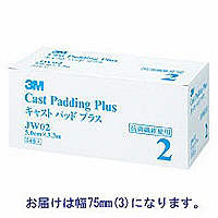 キャストパッド プラス 7.5cm JW03 1箱(16巻入) スリーエム ジャパン