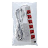 サンワサプライ 工事物件タップ レッド TAP-K6-3R (直送品)