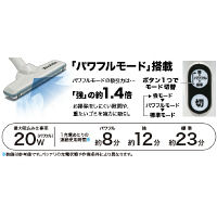 マキタ クリーナー CL105DWNI