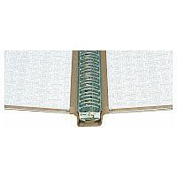 コクヨ バインダーMP B5 総布貼 縁金付 26穴 200枚収容 ハ-120