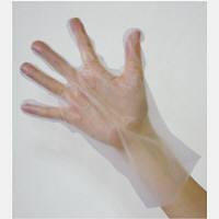 ファーストレイト CPEグローブ M ポリエチレン FR-861 1袋(100枚入) (使い捨て手袋)