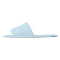 テンダイ 新:使い捨てパイルスリッパ ブルー 1セット(5足入)