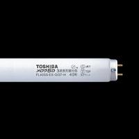 東芝ライテック 三波長形蛍光ランプ 40W形 グロースタータ形 昼光色 FL40SSEXD37H10P 1箱(10本入)