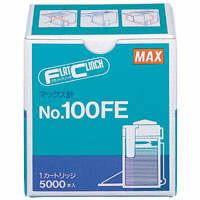 マックス 電動ホッチキス専用 カートリッジ針 No.100FE