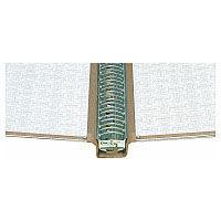 コクヨ バインダーMP A4 総布貼 縁金付 30穴 200枚収容 ハ-123