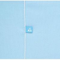 ルコックスポルティフ ナースパンツ ブーツカットパンツ UQW2011 ブルー LL(直送品)