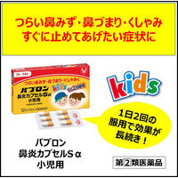 パブロン鼻炎カプセルSα小児用 12C