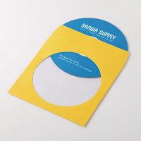 CD/DVD紙製スリーブケース100枚入