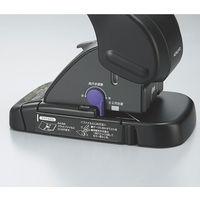 コクヨ 針なしステープラー<ハリナックス>(卓上12枚) SLN-MS112D
