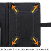 448ac5734b LOHACO - サンワサプライ タブレットPCマルチサイズケース(10.1型) PDA ...