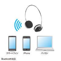 Bluetoothステレオヘッドセット