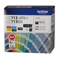 LC113-4PK+LC113BK