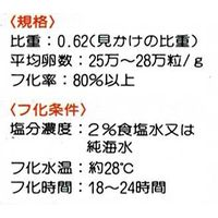日本動物薬品 ブラインシュリンプエッグス 20g ソルトレイク産 卵 12647