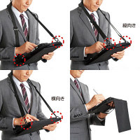 ショルダー付10.1型タブレットケース