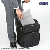 サンワサプライ MacBook 用インナーケース ブラック IN-AMAC13BK (取寄品)