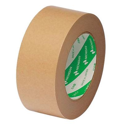 ニチバン クラフト粘着テープ No.313 茶 50mm×50m巻 313-50 1セット(5巻:1巻×5)
