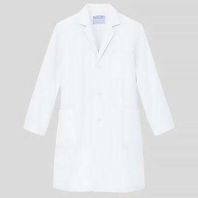 メンズ薬局衣 251-90 オフホワイト L (直送品)