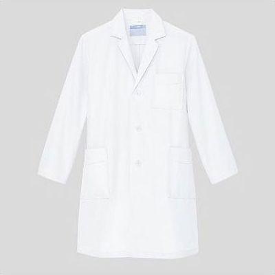 メンズ薬局衣 251-90 オフホワイト LL (直送品)