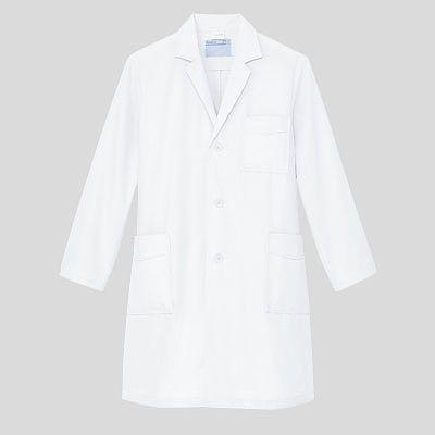 メンズ薬局衣 251-90 オフホワイト 3L (直送品)