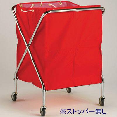 テラモト BMダストカー(大)袋セット 赤 DSー900-101-2 (直送品)