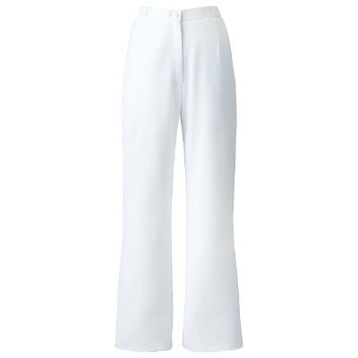 フォーク 女子パンツ 2917 ホワイト 4L (取寄品)
