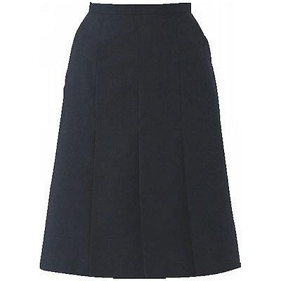 ボンマックス BONOFFICE エッセンスラインプリーツスカート ネイビー 13号 HW2231A-8 1着(直送品)
