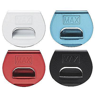 マックス グイクリップGC-P3080 MX カラー HK90181 1箱(80個入) (取寄品)