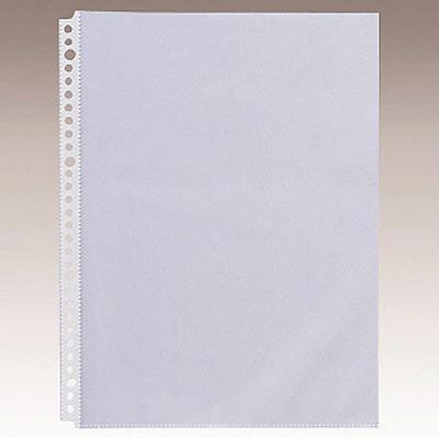 リヒトラブ クリアーポケット 薄口 G49100 1袋(20枚入) (取寄品)