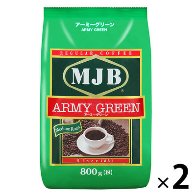 MJB アーミーグリーン