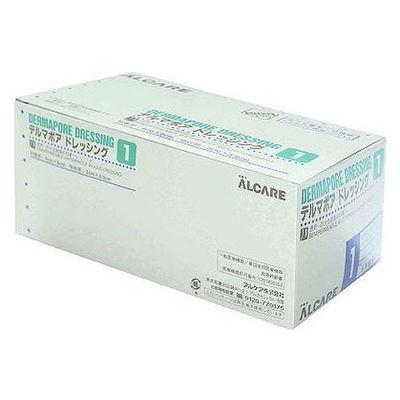アルケア デルマポアドレッシング 1号(40mm×60mm) 11991 1箱(100枚入)