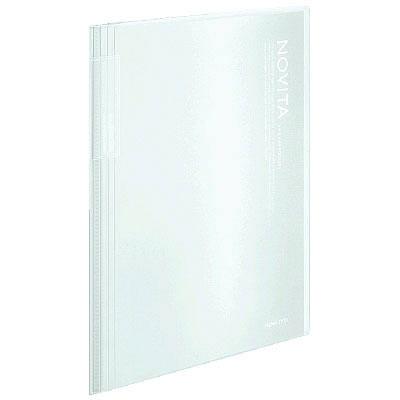 クリヤーブックA4 20P 透明10冊