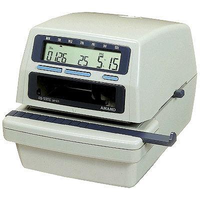 アマノ 電子タイムスタンプ NS‐5000 1台 (取寄品)
