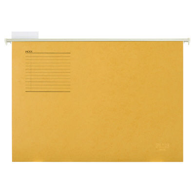 プラス デスク収納 ハンガーフォルダーHF B4 64551 1箱(100枚:10枚入×10袋) (直送品)