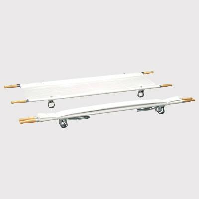 三和製作所 2ツ折担架 標準型 アルミ製 43-1001 1台 (直送品)