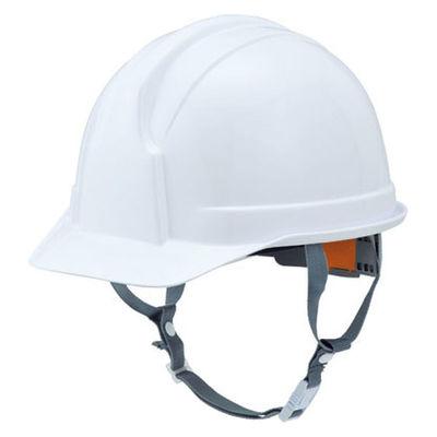 STARLITE(スターライト販売) ヘルメット(アメリカンタイプ)SS-100型 白 頭囲/54cm~61cm FS-100AJZ-W 1箱(14個入)