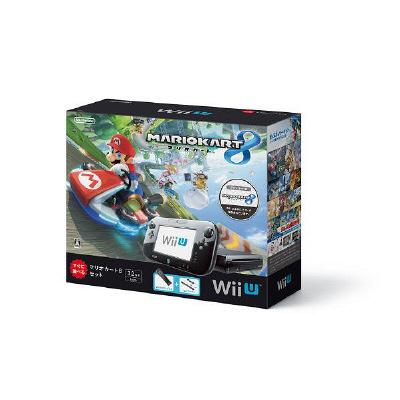 WiiUすぐに遊べるマリオカート8セット