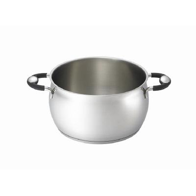 ビアレッティ 両手鍋24cm