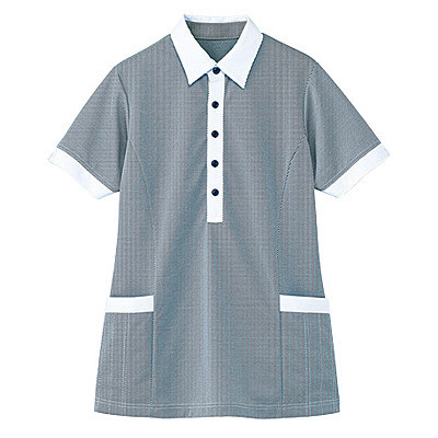 カーシーカシマ 半袖ロングプルオーバー(男女共用) S HM-2669-2-S (取寄品)