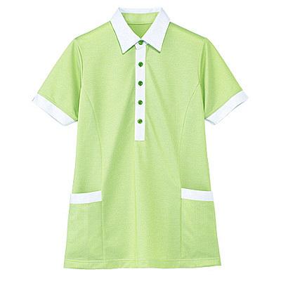 カーシーカシマ 半袖ロングプルオーバー(男女共用) M HM-2669-4-M (取寄品)