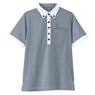 カーシーカシマ 半袖ポロシャツ(男女共用) 3L HM-2679-2-3L (取寄品)