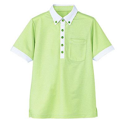 カーシーカシマ 半袖ポロシャツ(男女共用) 3L HM-2679-4-3L (取寄品)