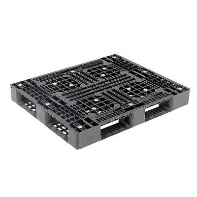 軽量樹脂パレット D4-1012-5 1セット(30枚) 三甲(直送品)