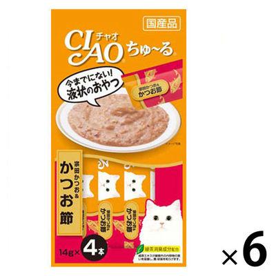 チャオちゅーる 宗田鰹&かつお節 24本