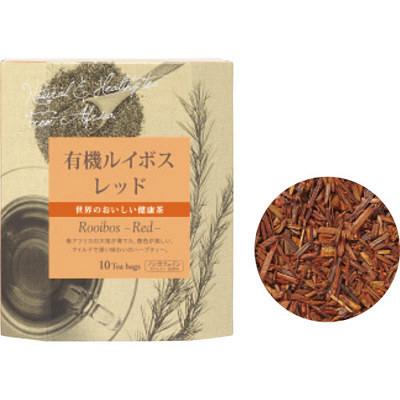 生活の木健康茶有機ルイボス・レッド10個